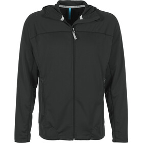 Houdini Track Hood Jacket Men, rock black